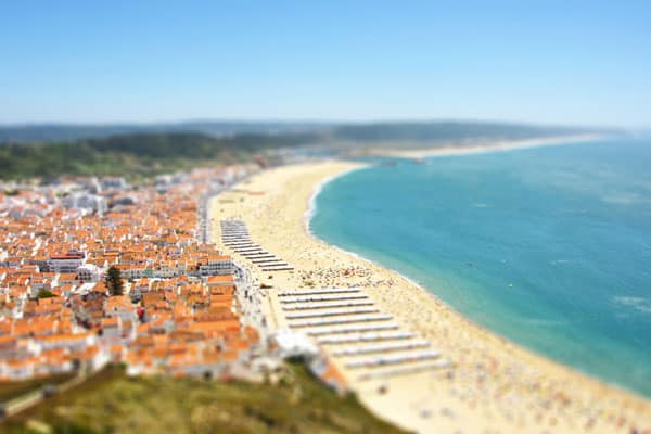 Faking a Tilt Shift Photo 15 Tilt Shift Tutorials, Miniature Faking in Photoshop