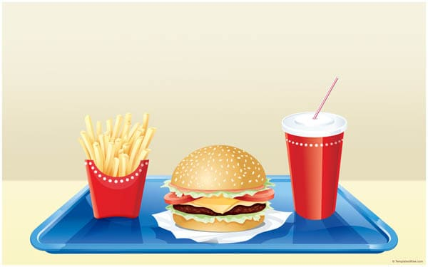 Fast Food PowerPoint Template 30 Best PowerPoint Templates
