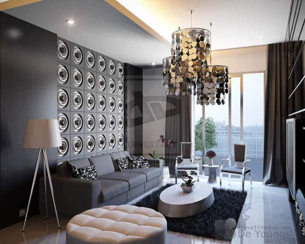 Guest Living Room in China 30+ Living Room Designs for your Sweet Home