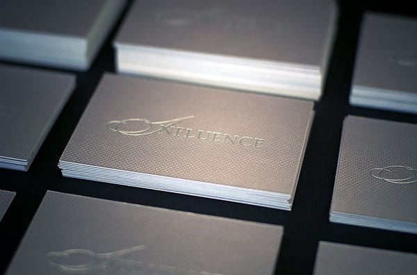 Influence 30+ Luxury Business Cards