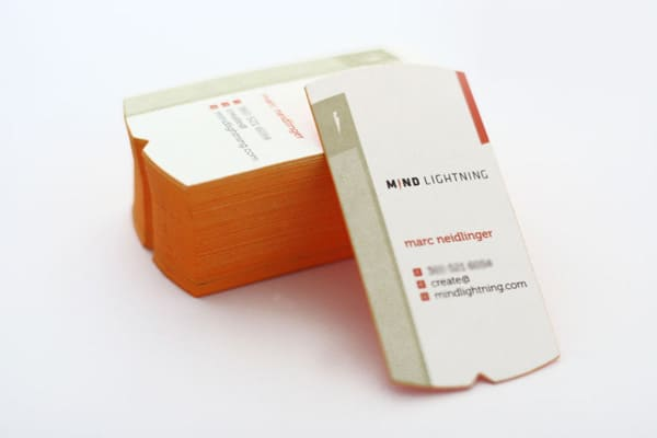 Marc Neidlinger 30+ Luxury Business Cards
