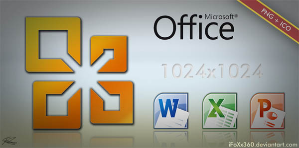 Microsoft Office Icon Pack HQ 20+ Free Microsoft Office PNG Icons