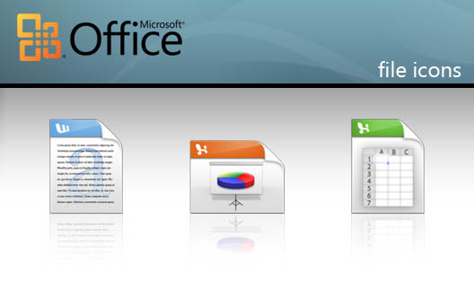 Mircosoft Office file icons 20+ Free Microsoft Office PNG Icons