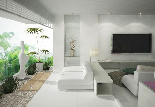 Modern and Luxury Interior Design
