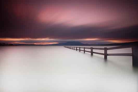 Mortimer Bay by alexwise 25 Examples of Long Exposure Nature Photography