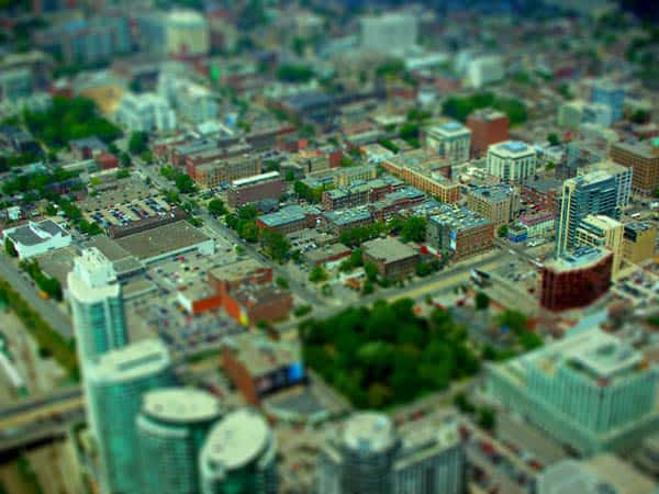 Tilt Shift Photograph 15 Tilt Shift Tutorials, Miniature Faking in Photoshop