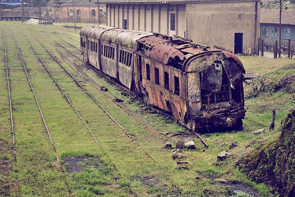 Train Decay