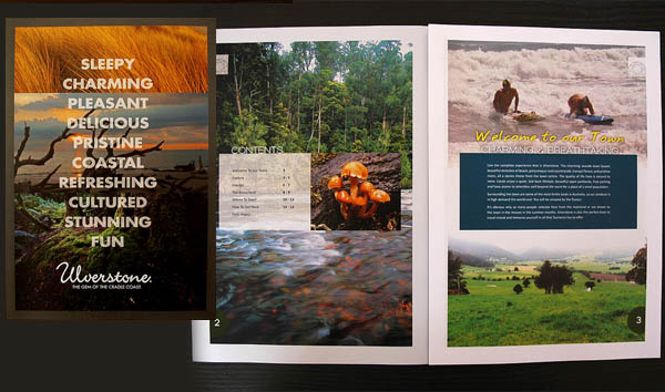 Travel Brochure Cover 30 Beautiful Travel Brochure Designs