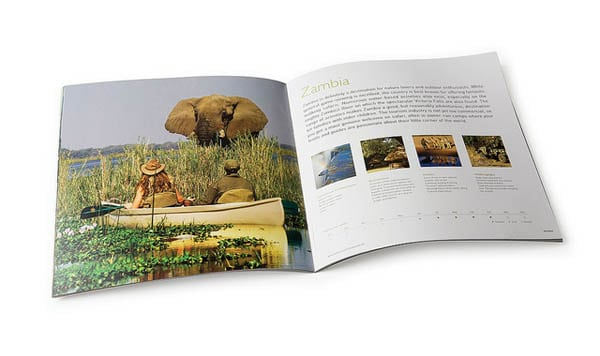 Travel Brochure Spread 30 Beautiful Travel Brochure Designs