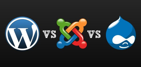 Wordpress vs Drupal vs Joomla Why Drupal is the Best CMS?