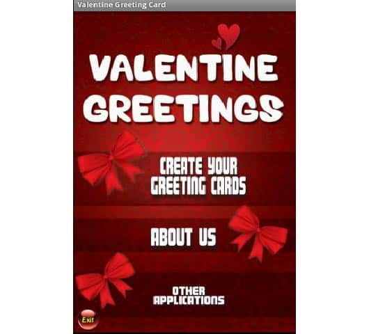Valentine's Day Greeting