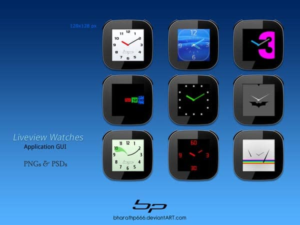 android  liveview watches 40+ Android Icons Collections