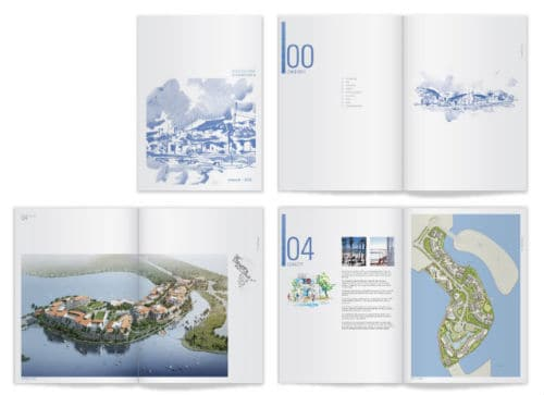 architecture brochure design examples 05 10+ Architecture Brochures Collections