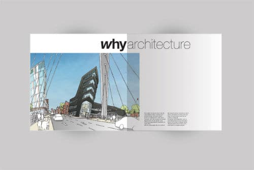 architecture brochure design examples 08 10+ Architecture Brochures Collections