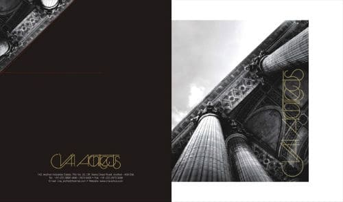 architecture brochure design examples 13 10+ Architecture Brochures Collections