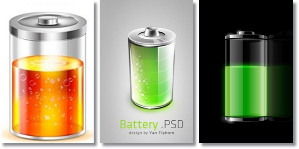 battery psds