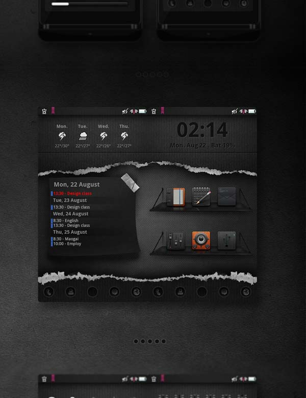 darkness   android theme 2 by canisminor1990 d47fmcj 40+ Android Icons Collections