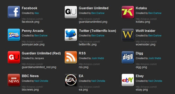 ifoneicon30 30+ iPhone App Icons Collections