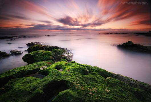 long exposure photography 5 25 Examples of Long Exposure Nature Photography