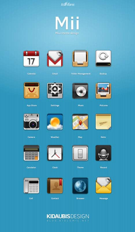 miui theme   mii by kidaubis d3fzwv7 40+ Android Icons Collections
