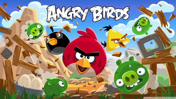 Angry Birds New Version wallpaper 20 HD Angry Birds Pictures for your Desktop