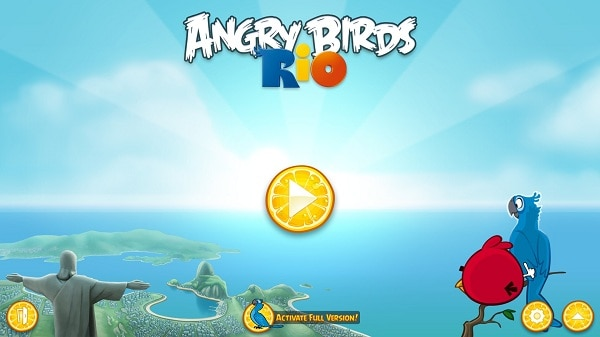 Angry Birds RIO 20 HD Angry Birds Pictures for your Desktop