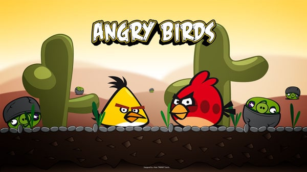 Angry Birds Wallpaper m0m0 20 HD Angry Birds Pictures for your Desktop