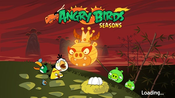 Angry birds seasons 20 HD Angry Birds Pictures for your Desktop