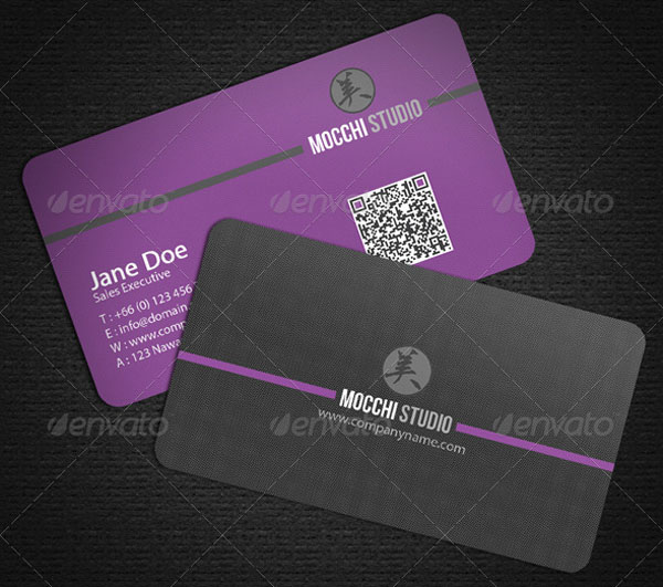Executive Business Card 30 Classy Business Cards