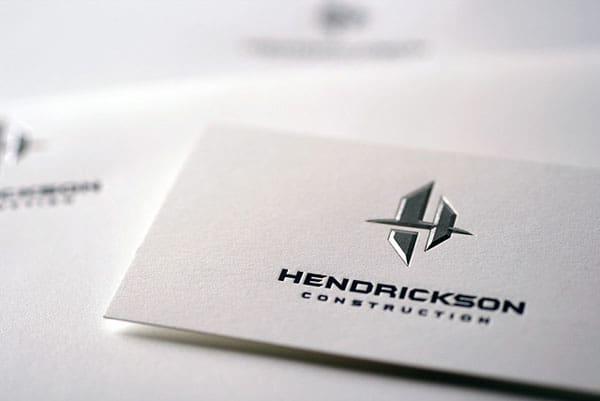 Clean design big impact interior design ideas - 30 Classy Business Cards