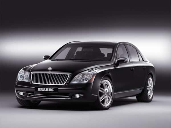 Maybach Wallpaper 10 Most Expensive Cars