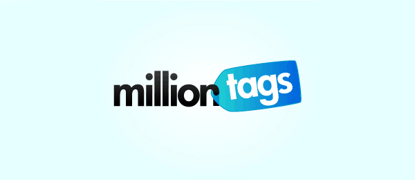 Million Tags Funny Logos   Designer Inspiration