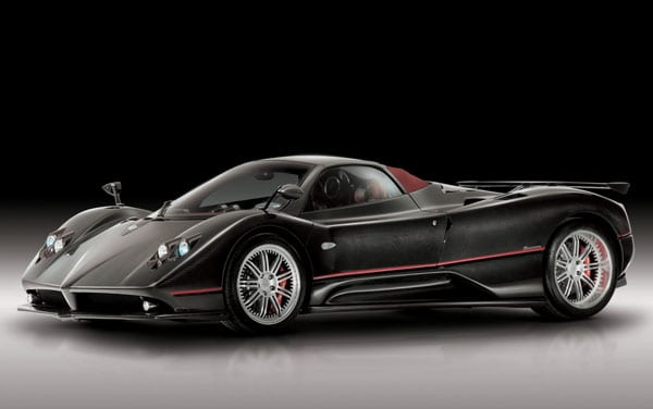 Pagani Zonda Roadster F 10 Most Expensive Cars
