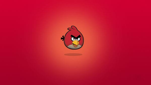 RED angry bird 20 HD Angry Birds Pictures for your Desktop