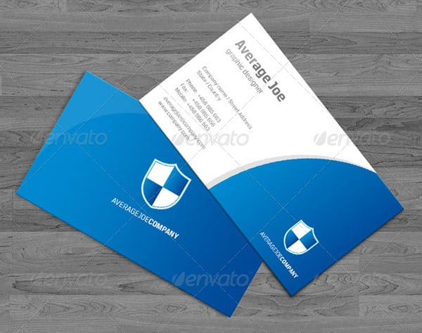 Shield Business Cards 30 Classy Business Cards