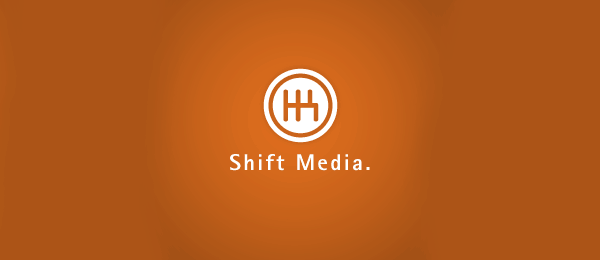 Shift Media Funny Logos   Designer Inspiration