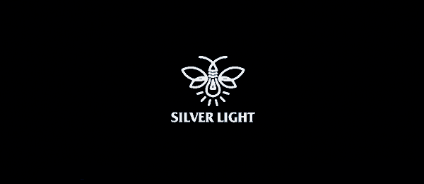 Silver Light Funny Logos   Designer Inspiration