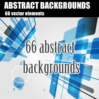 abstract backgrounds Win 66 Abstract Backgrounds Vectors from Vectorpack.net!