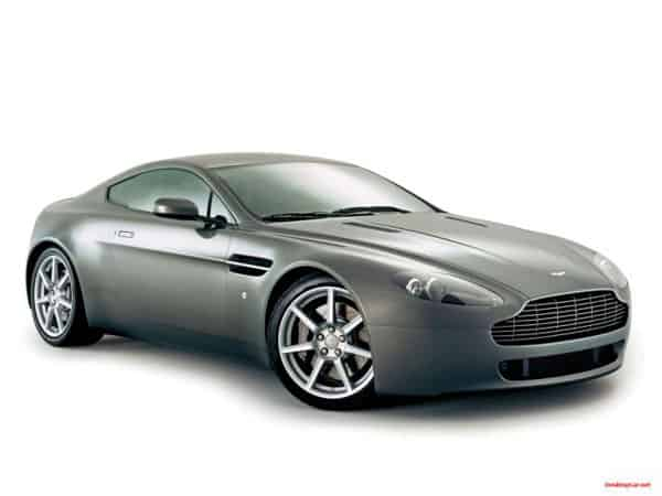 aston martin vantage 49 10 Most Expensive Cars
