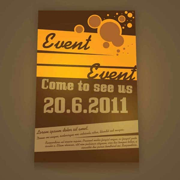 event flyer psd by martz90 d3hhmks 20+ Free Party Flyer Templates Collections
