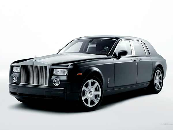 rolls royce phantom 10 Most Expensive Cars