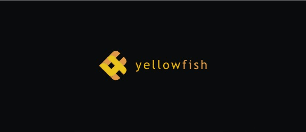 yellowfish Funny Logos   Designer Inspiration