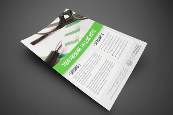 Business Corporate Flyer 20 Corporate Business Flyer Templates