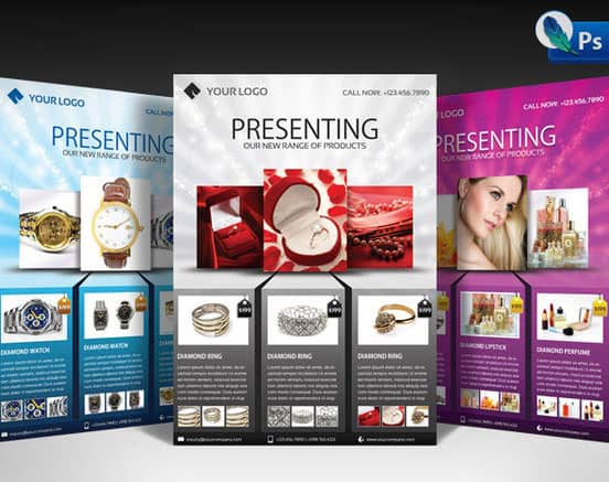 Business Product Flyer 20 Corporate Business Flyer Templates