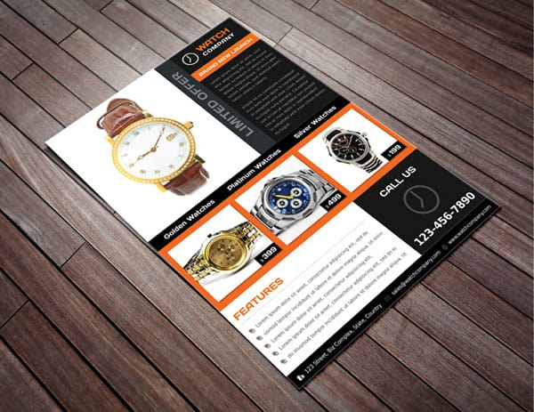 Corporate Business Product Flyer 20 Corporate Business Flyer Templates