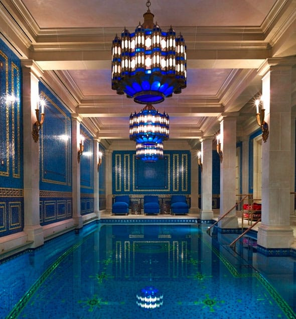 Top 5 Most Elaborate Home Swimming Pools