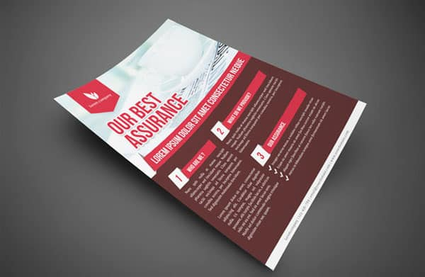 Professional Corporate Flyer 20 Corporate Business Flyer Templates