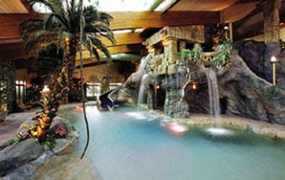 Inside Pool Cave top 5 most elaborate home swimming pools