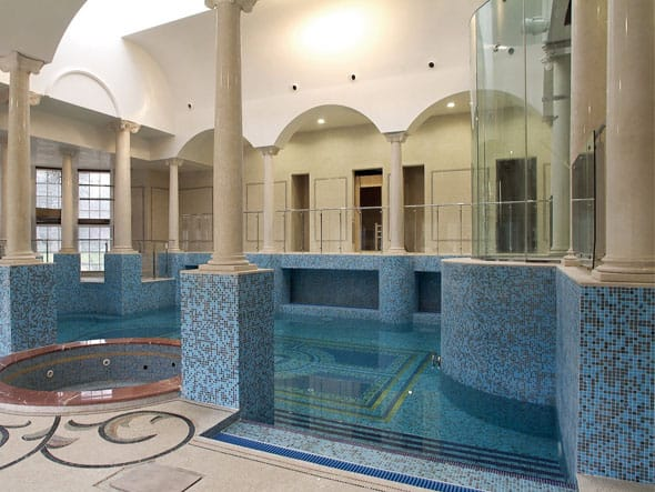 West Wing Pool