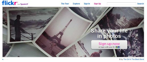 flickr 10 Top Business Card Websites